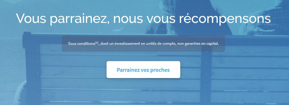 Parrainage WeSave –  Jusqu'à 200 euros offerts avec le code parrainage