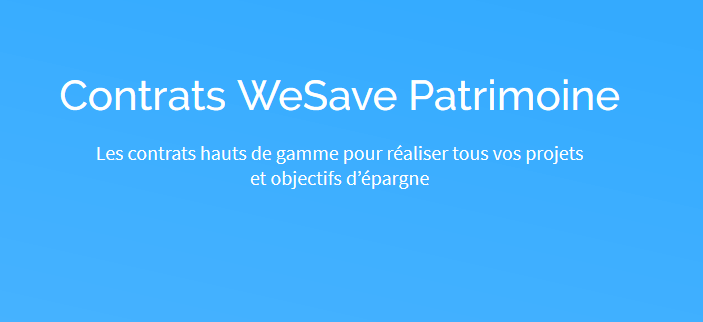 WeSave assurance-vie : Performances en 2017, pourcentage de rendements