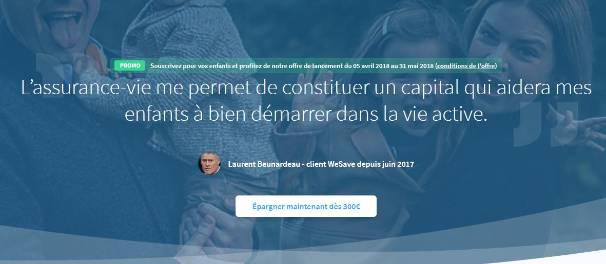 WeSave Family : l'épargne digitale aux enfants